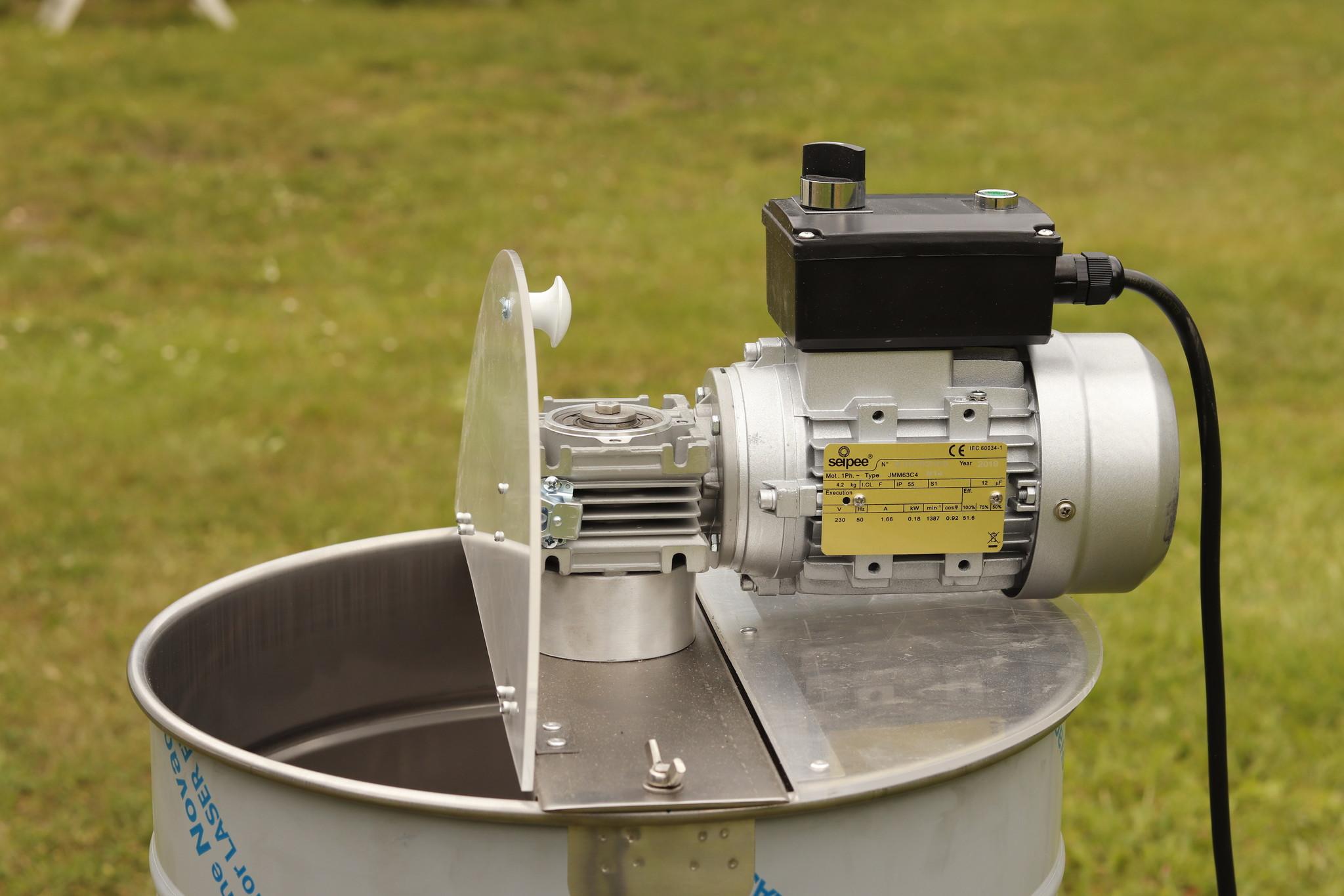 Roermachine Apini - 100 kg-5