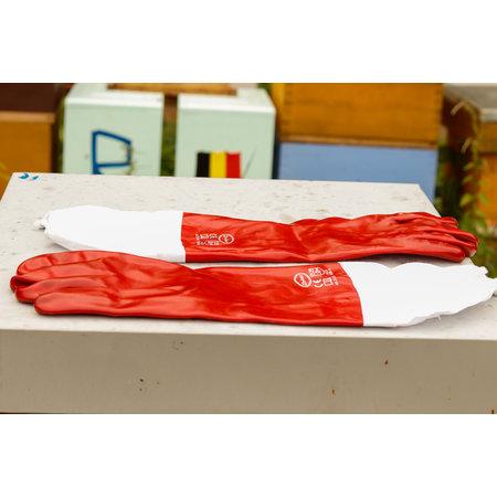 Gants de protection contre l'acide - taille 10 / XL