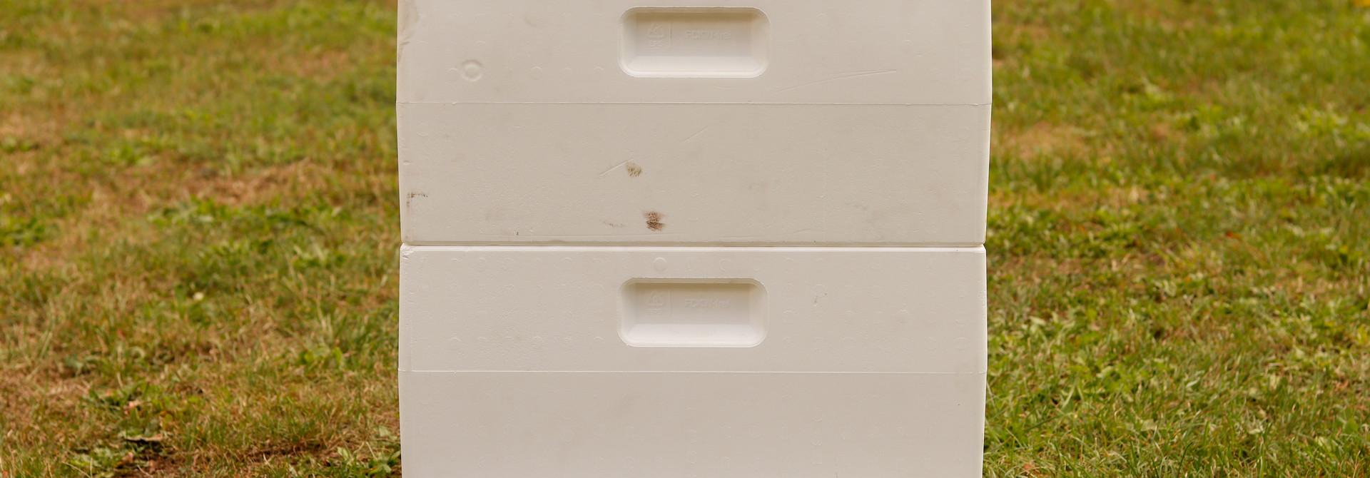 Segebergerkast compleet - vlakke bodem