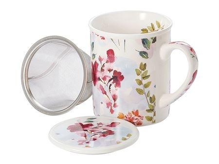 Elfie 'herbal tea tas' - driedelige set-1