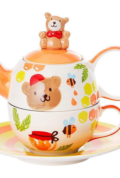 Winnie tea-for-one-set