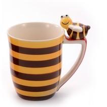 Fritzi mug (striped)
