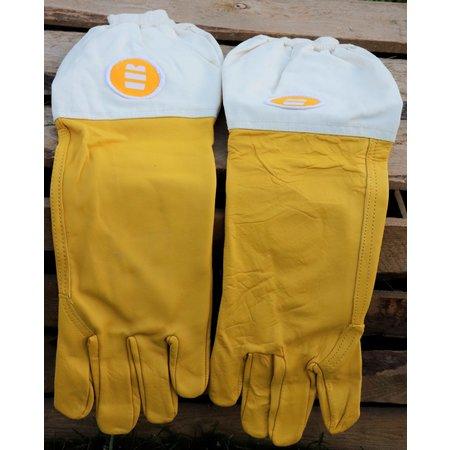 Geitenlederen handschoenen