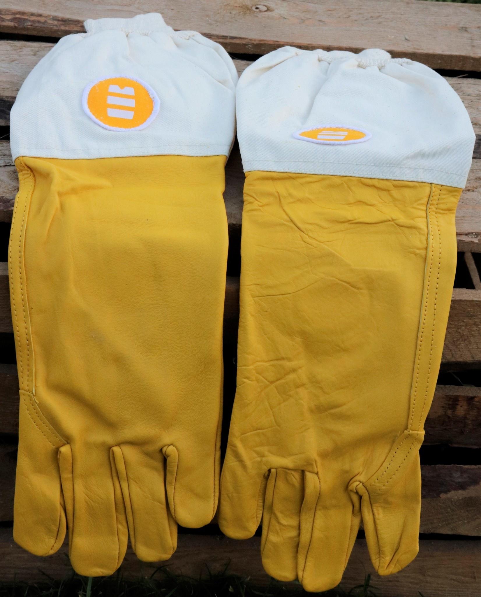 Geitenlederen handschoenen-2