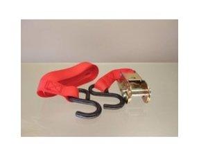 Tensioning straps