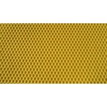 Feuilles en cire d'abeille certifiée - DN 1/2