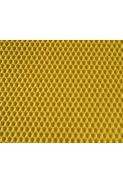 Certified beeswax foundation - Zander