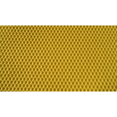 Feuilles en cire d'abeille certifiée - Zander-1