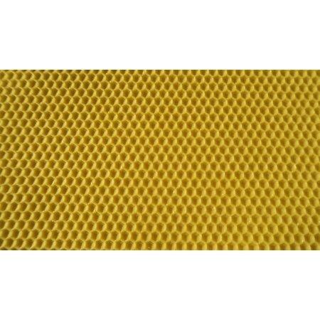 Feuilles en cire d'abeille certifiée - Corps Simplex