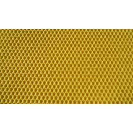 Certified beeswax foundation - Dadant Blatt brood chamber