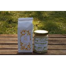Fresh Herbs & miel de tilleul