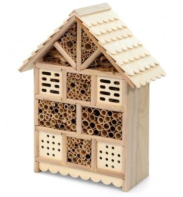 Insectenhotel voor wilde bijen-1
