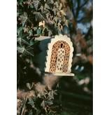 Insectenhotel voor wilde bijen klein
