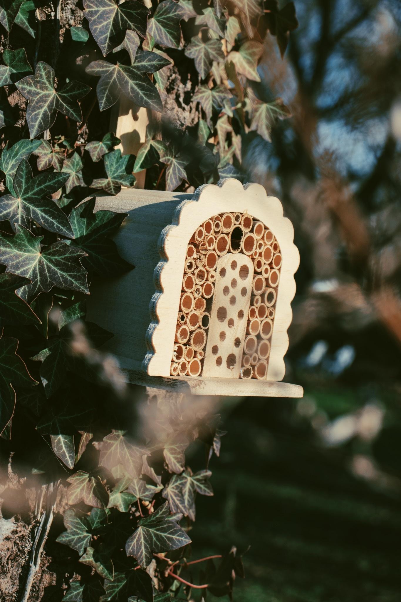 Insectenhotel voor wilde bijen klein-1