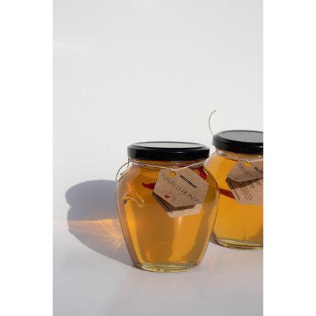 Infused honey met chili 400 gr