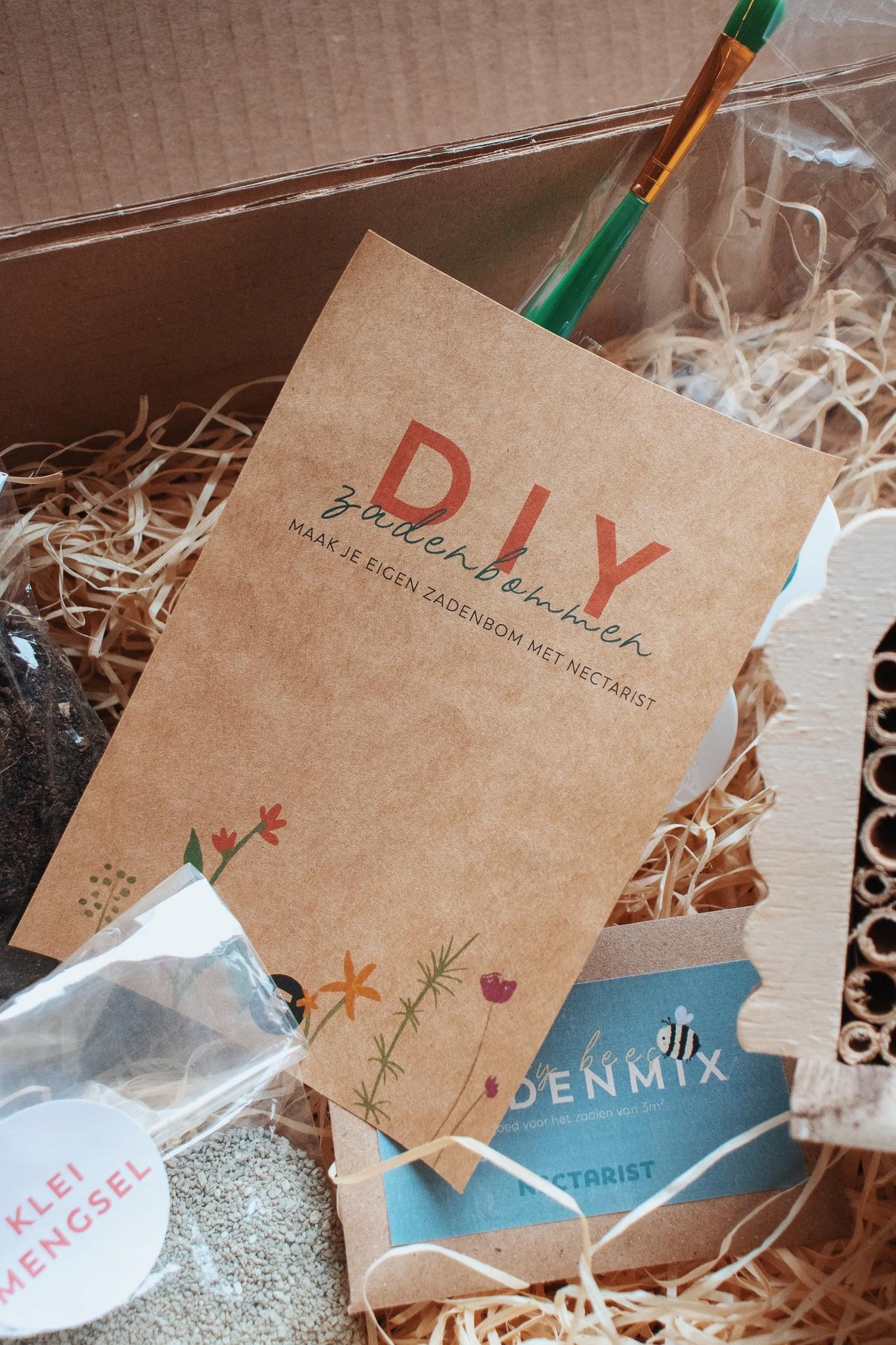 DIY zadenbom + insectenhotel-1