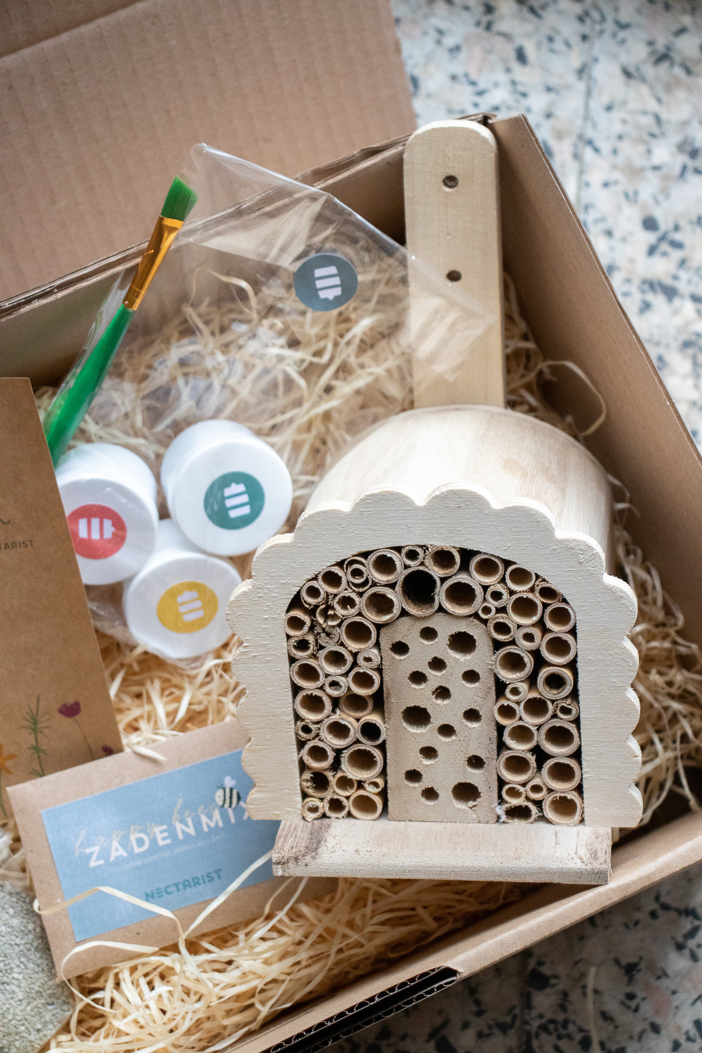 DIY zadenbom + insectenhotel-2