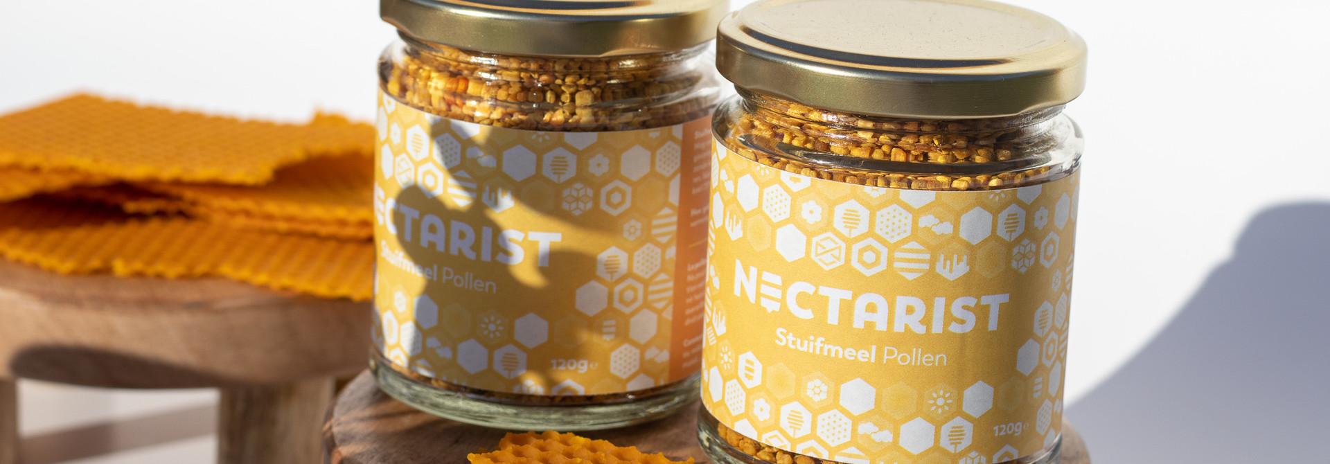 Honing tegen de hooikoorts