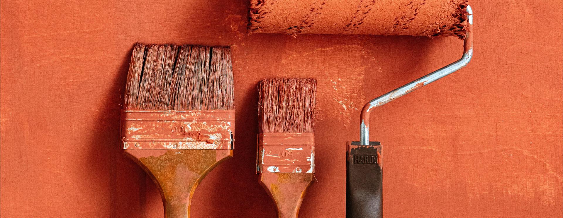 Peinture et entretien