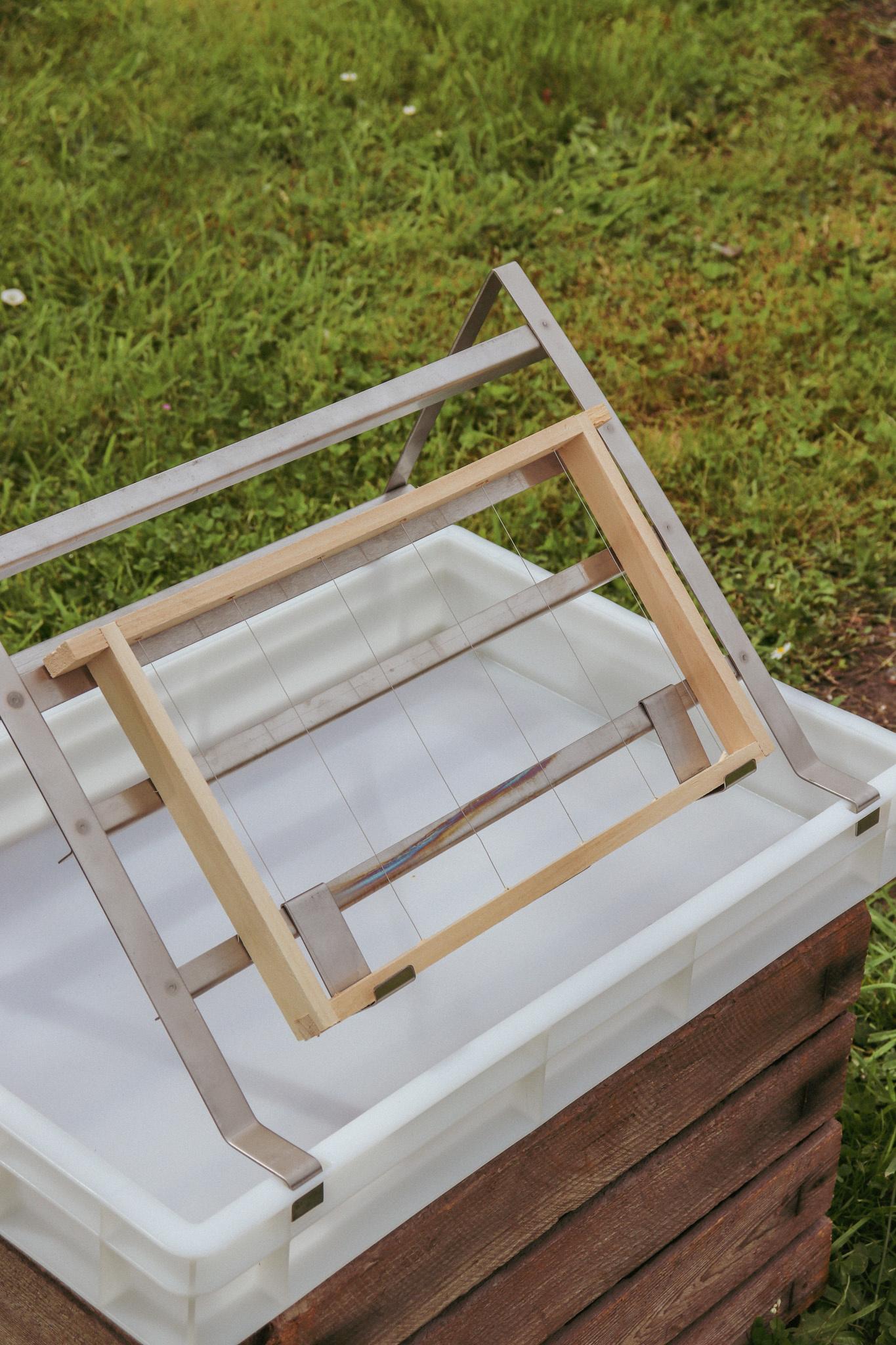 Starterspakket 'honingoogst 1 - 5 bijenkasten'-5