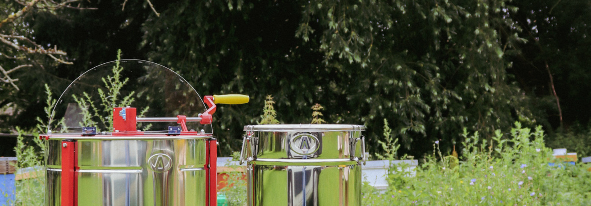 Starterspakket 'honingoogst tot 10 bijenkasten'