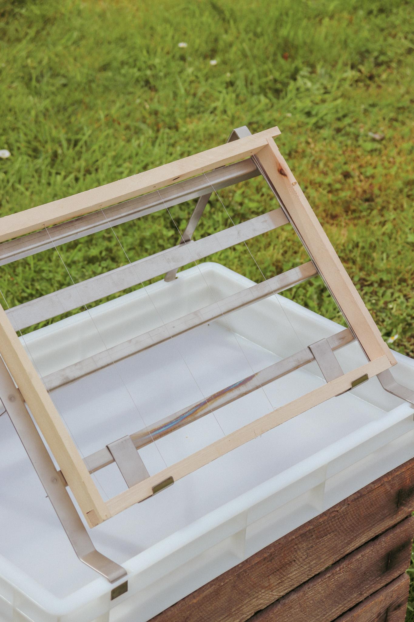 Starterspakket 'honingoogst tot 10 bijenkasten'-6