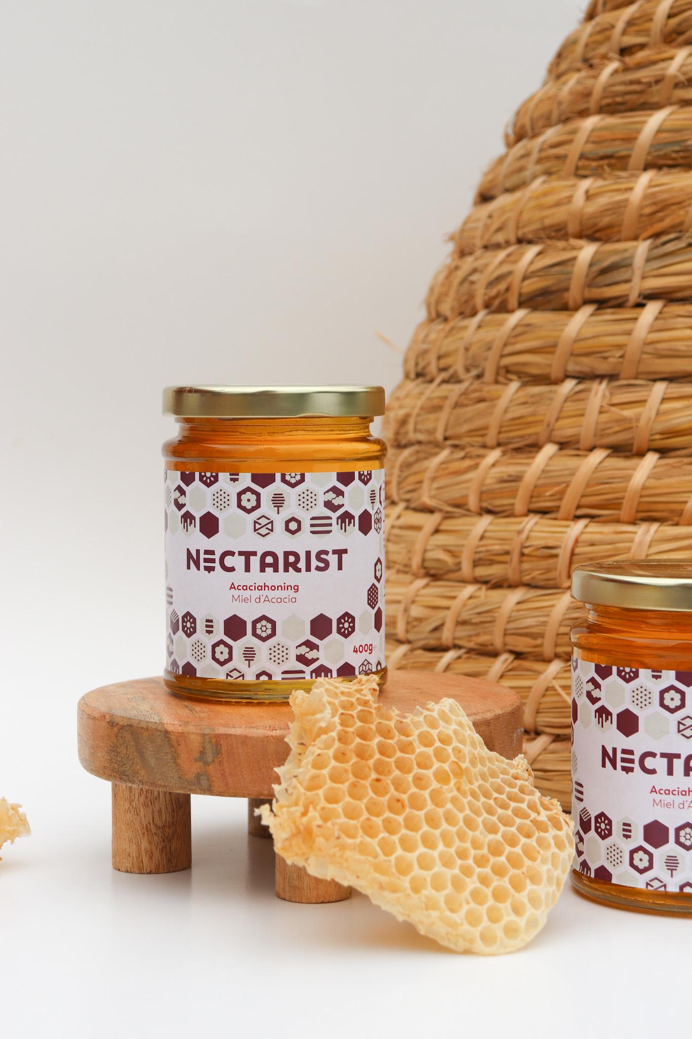 Acacia honey - 400g-1