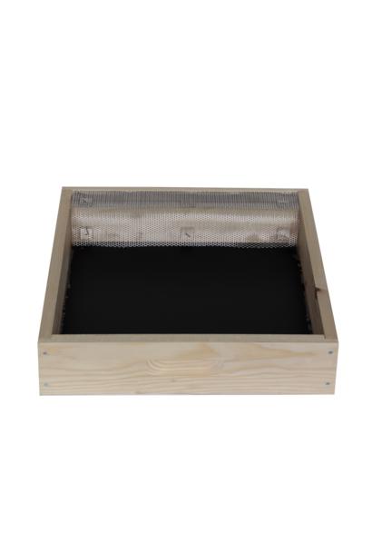 Simplex houten voederbak
