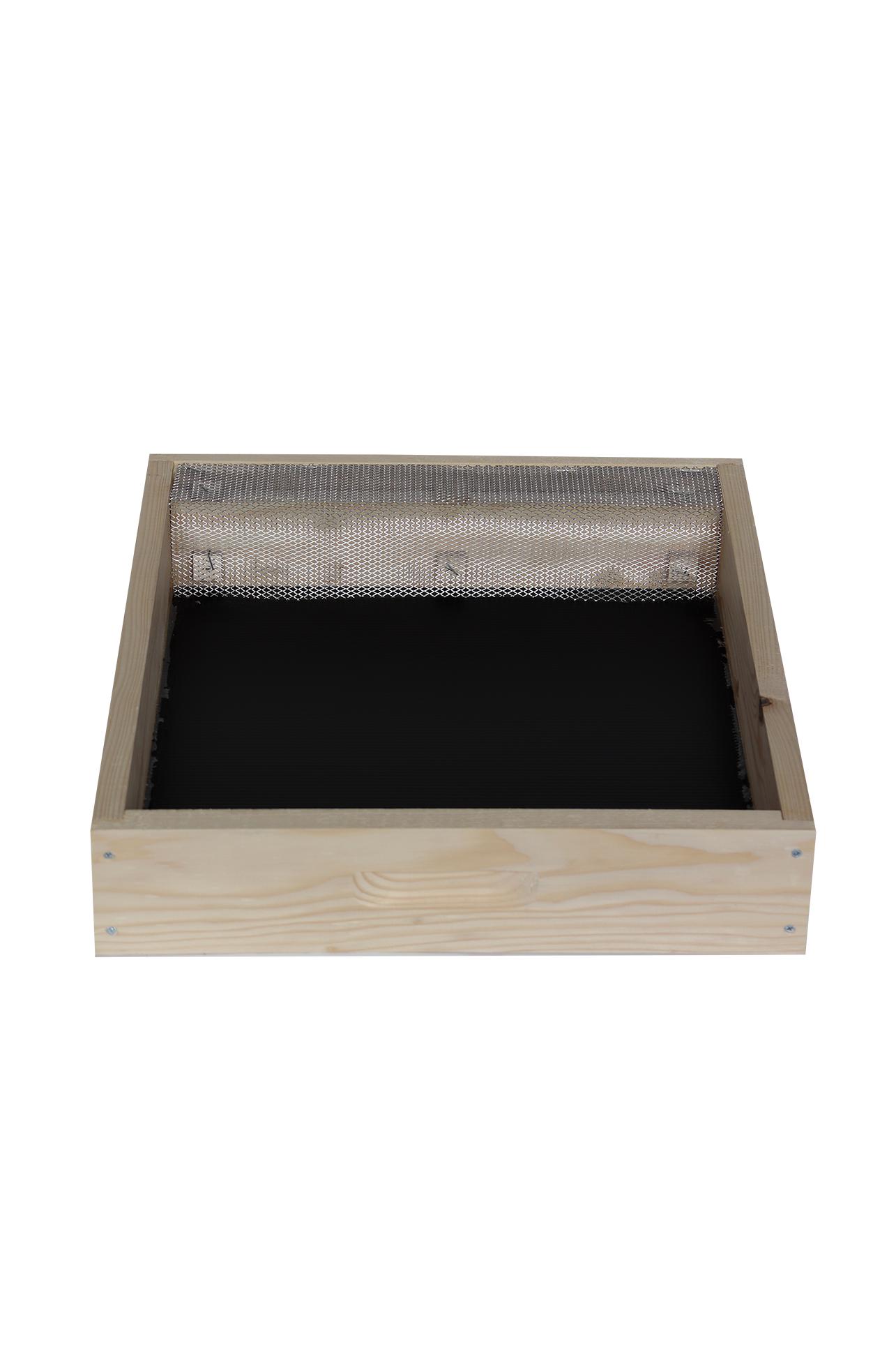 Simplex houten voederbak-1