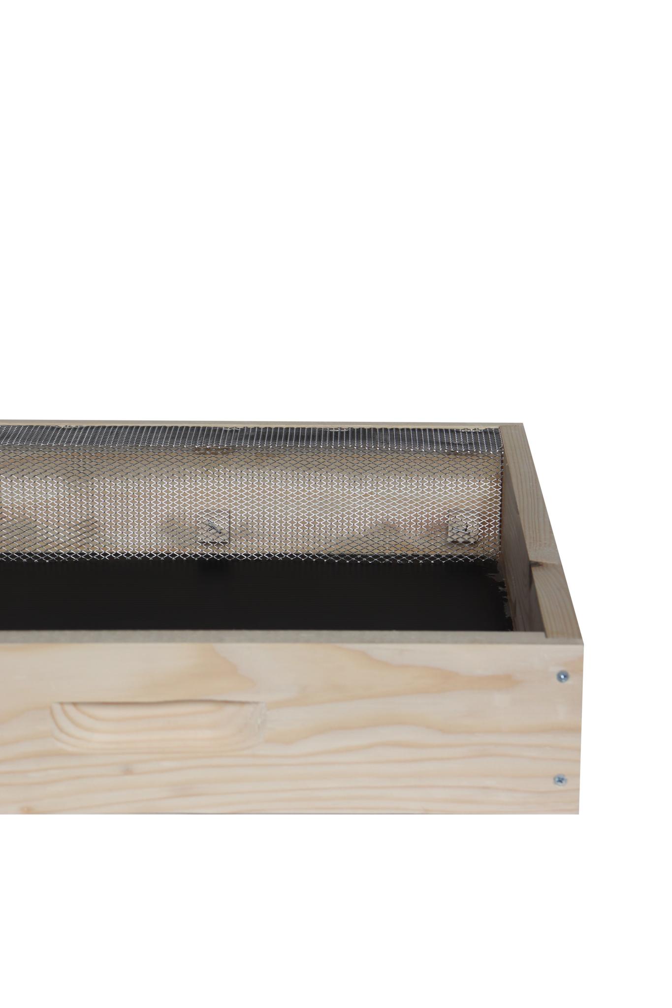 Simplex houten voederbak-2