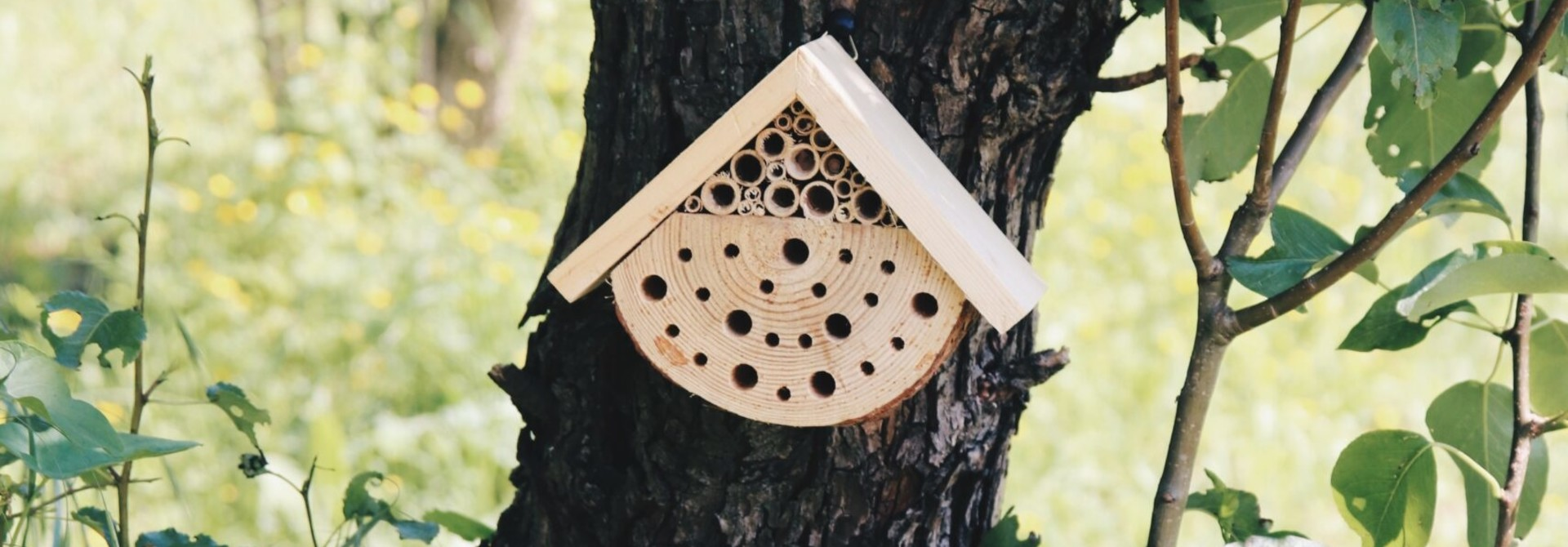 Mini Luxe Insectenhotel
