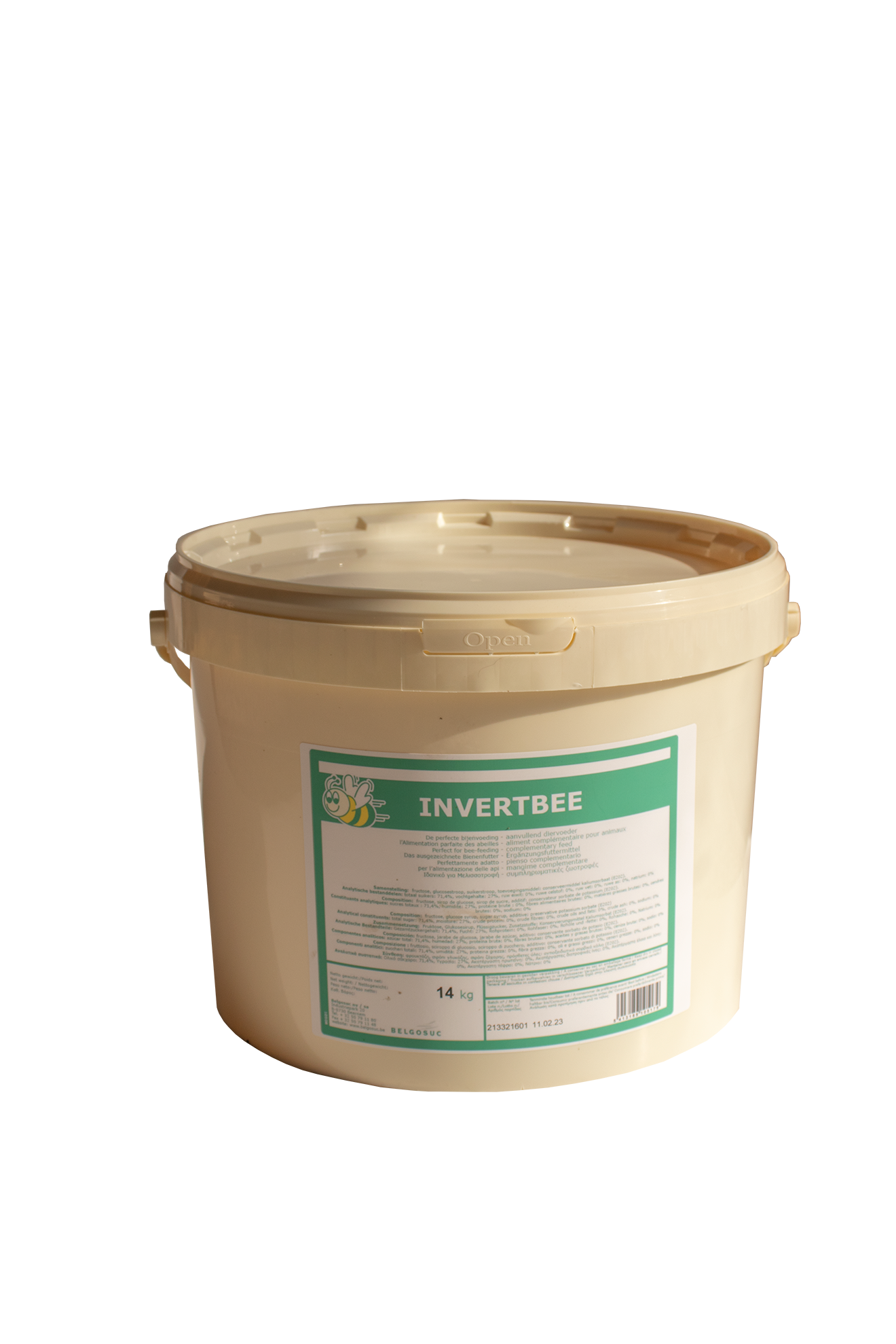 Invertbee in emmer - 14 kg-1