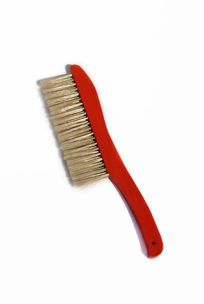 Wooden brush - big & fibre