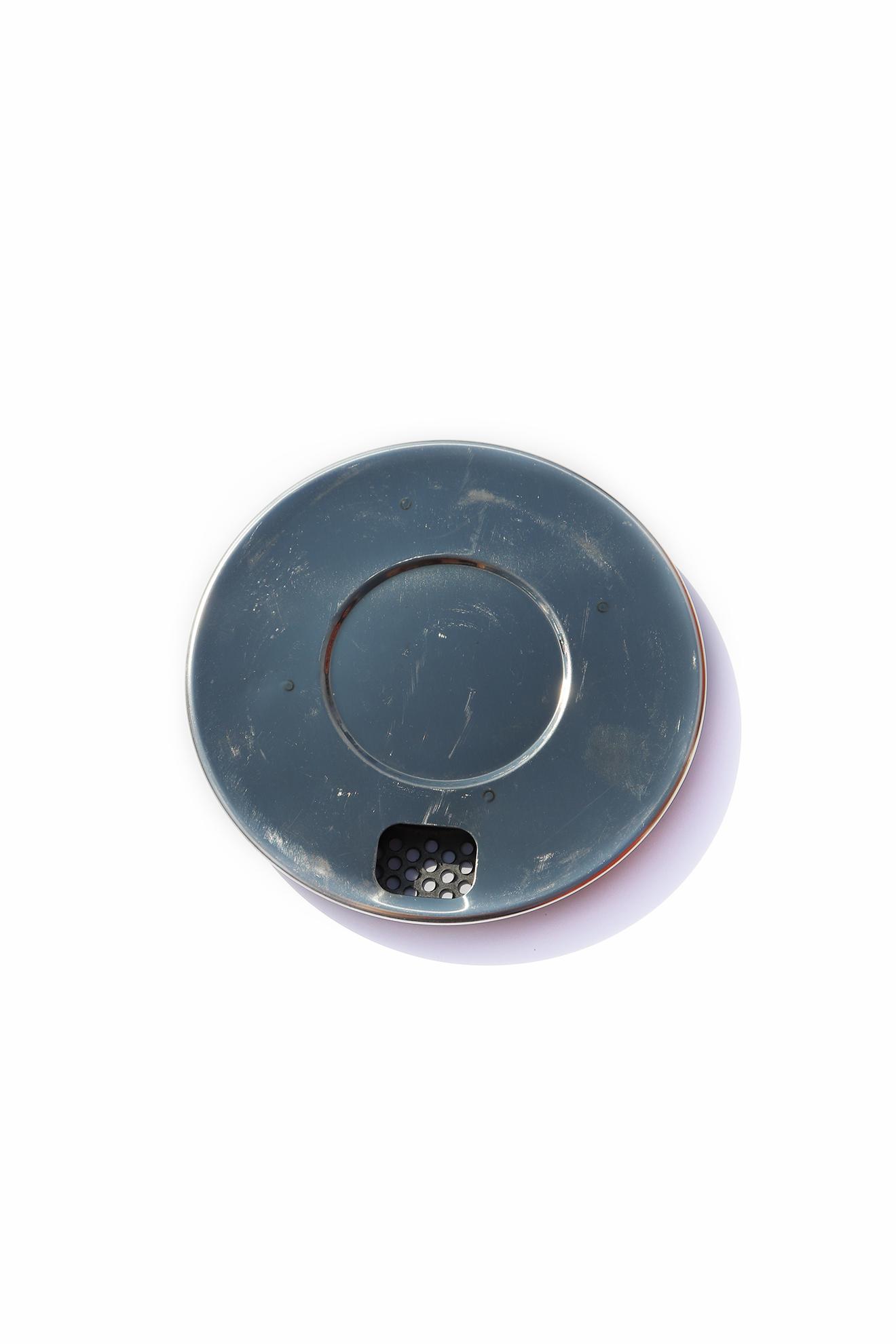 Ronde bijendrijver - metaal-1