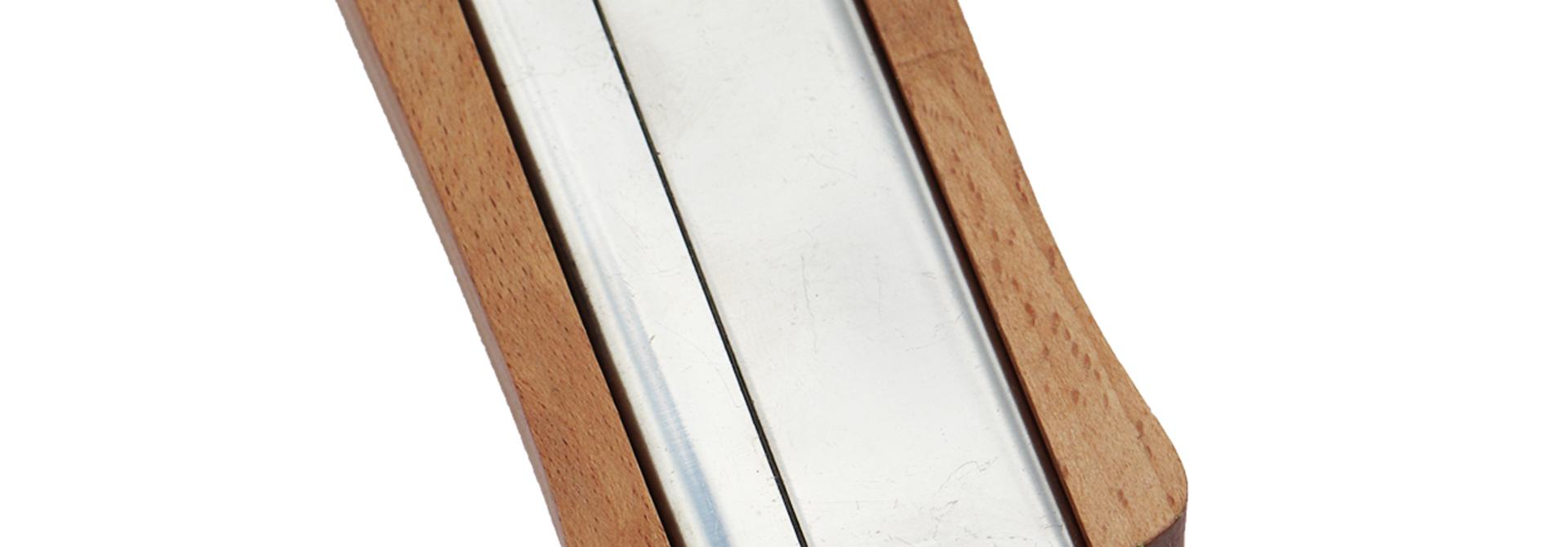 Draadspanner met houten handvaten - sterk