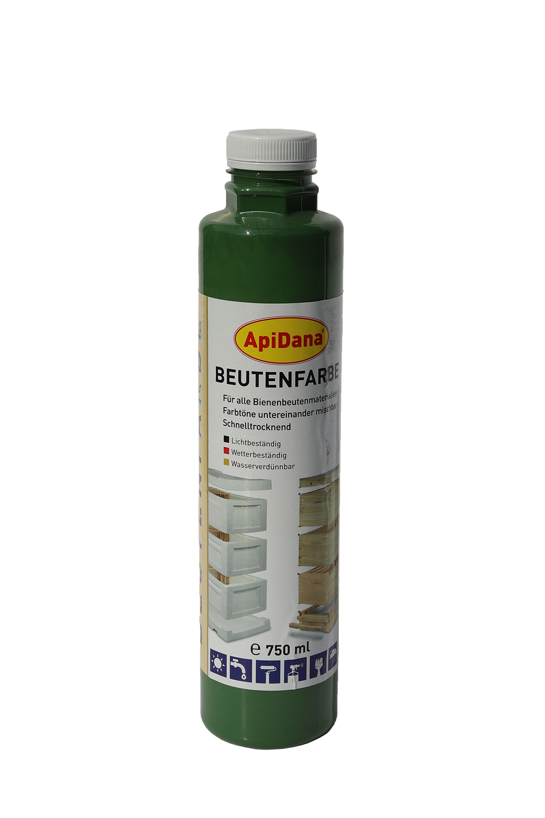 ApiDana® Chroomoxidegroen - 750ml-1