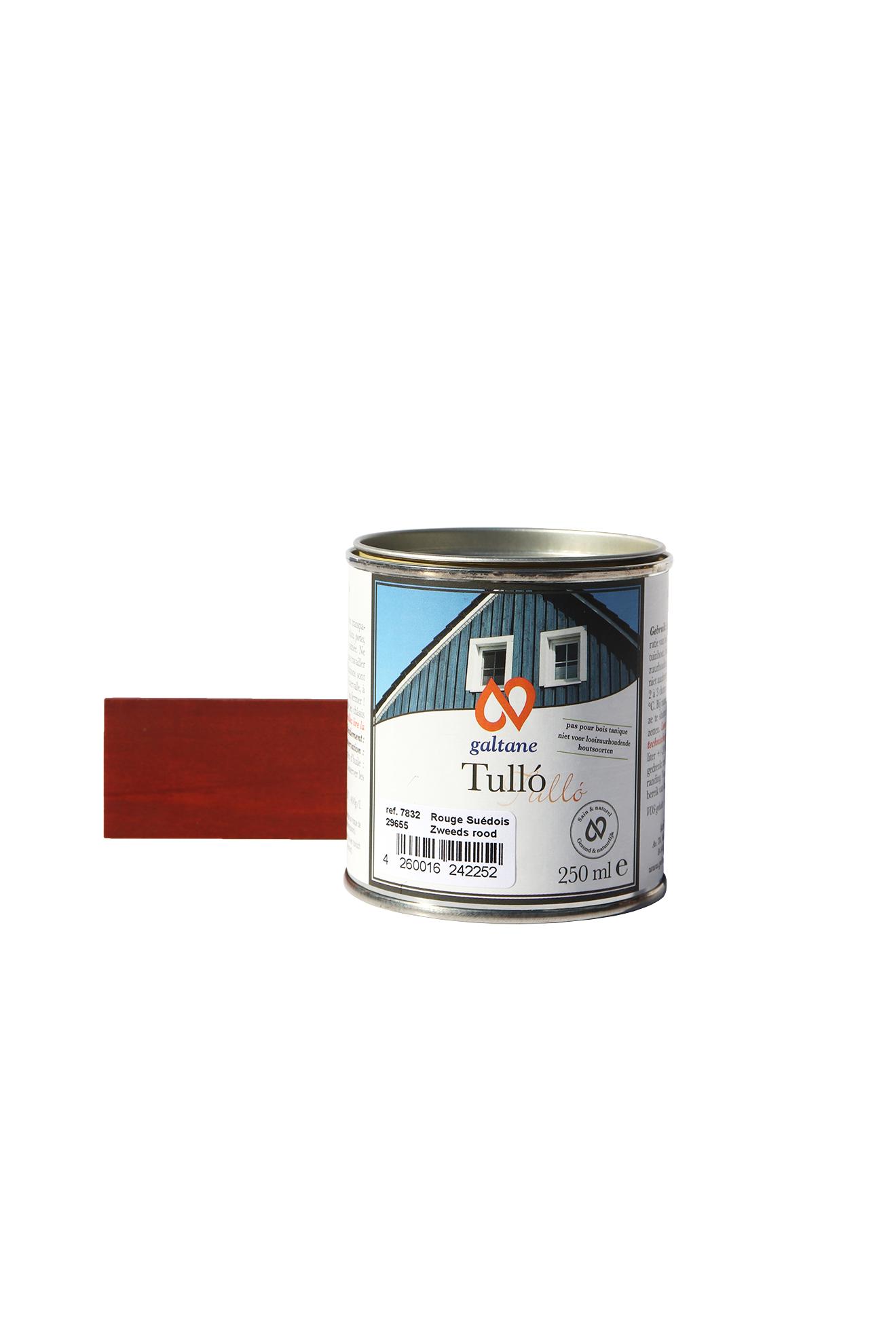 Zweeds rood  - 250ml-1
