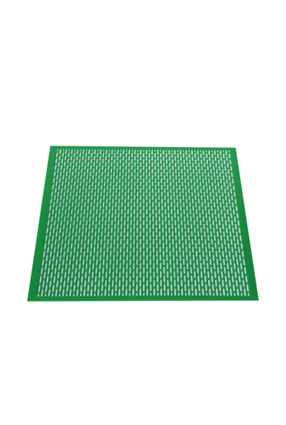 PVC koninginnerooster 460 x 460 mm
