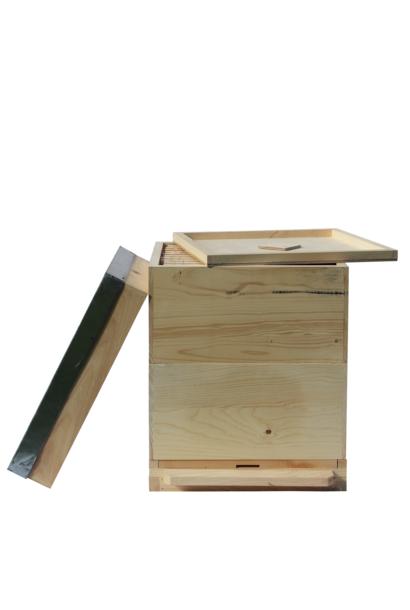 Complete Simplex bijenkast