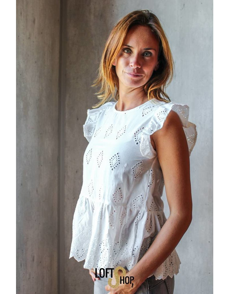 Noémi&Co Blouse Broderie Anglaise