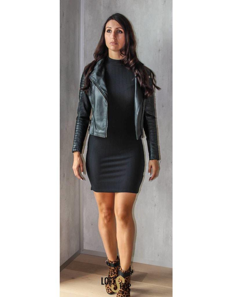 Lofty Manner Dress Tindra Black