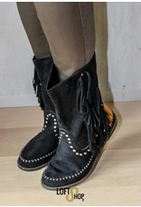 Nionio Indian Boots Black