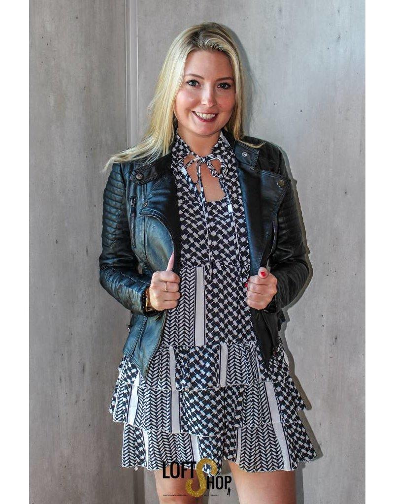 Georgia Leather Jacket Axelle
