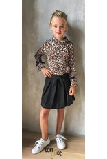 Chi Creation Blouse Leopard Girl