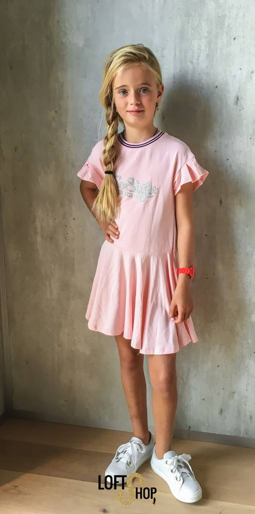 Chi Creation Kleedje Giselle Pink