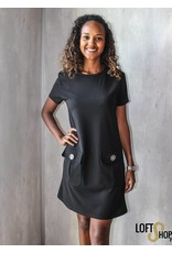 Dress Sigrid TU Black