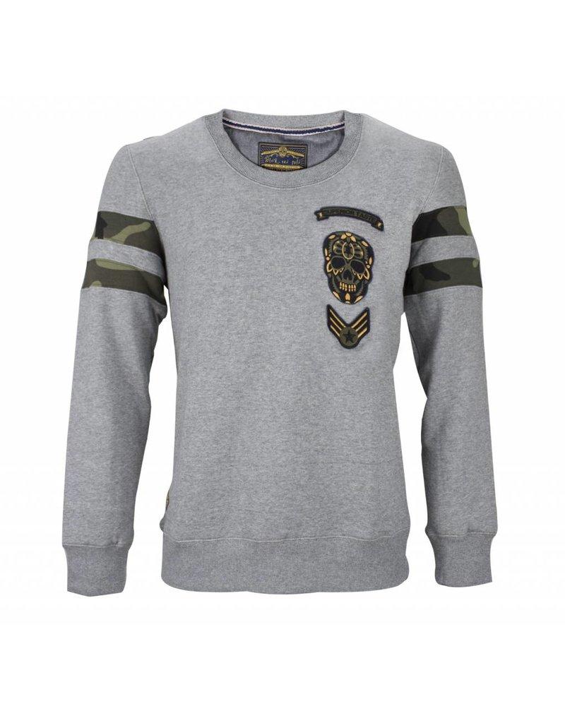 Black&Gold Militar Grey