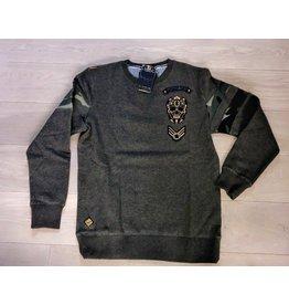 Black&Gold Militar Khaki