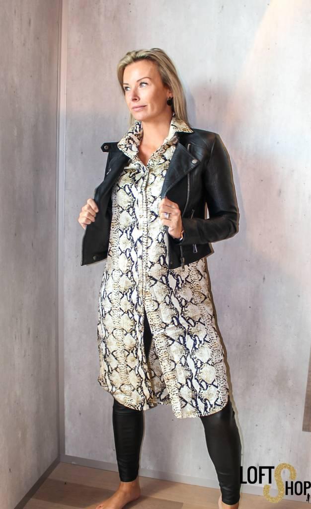 V-Code Dress Lara Serpent