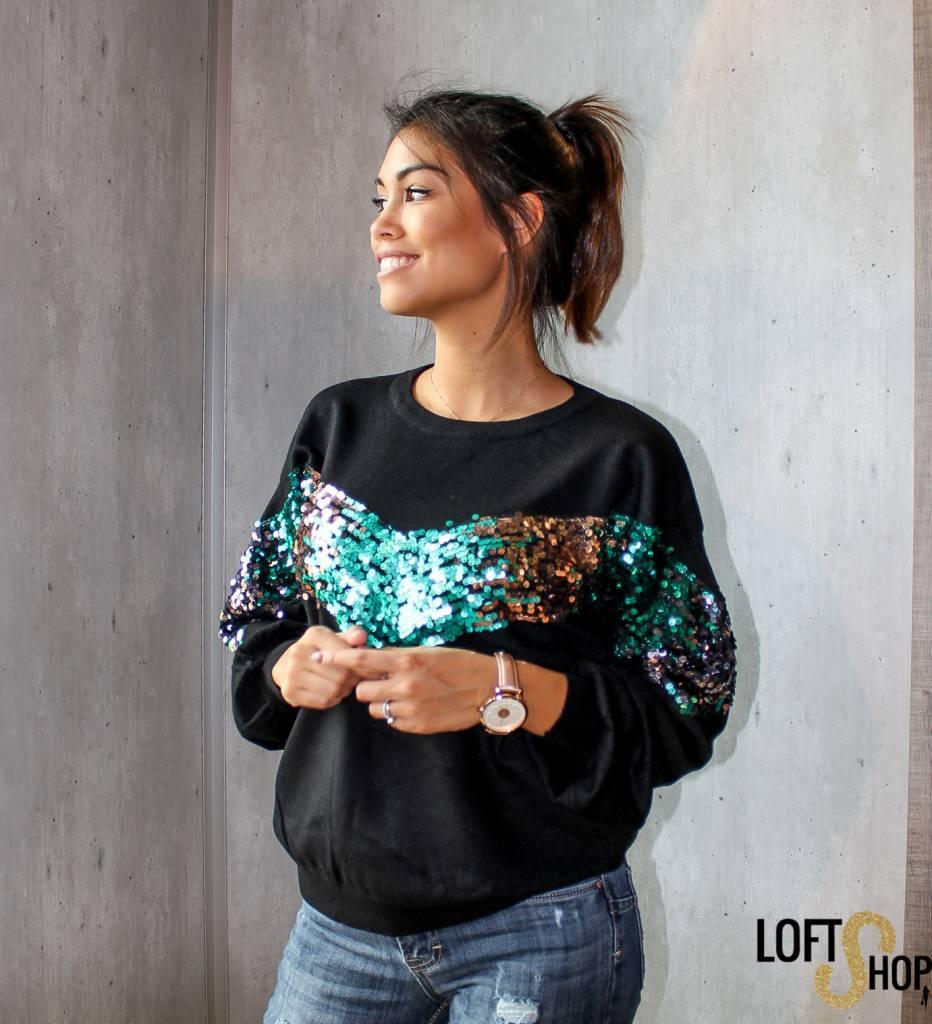 Lamer&Co Pull Lize Zwart